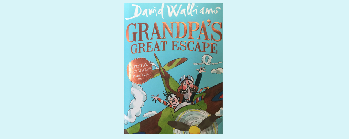 Great Escape Book Cover