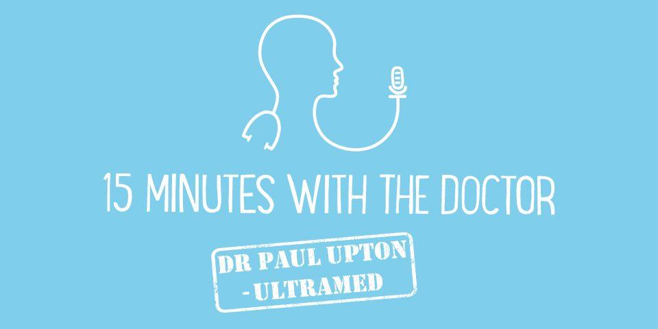 15 MWTD - Dr Paul Upton