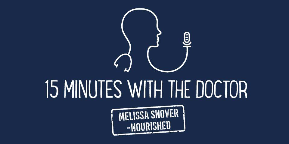 15MWTD - Melissa Snover - Nourished