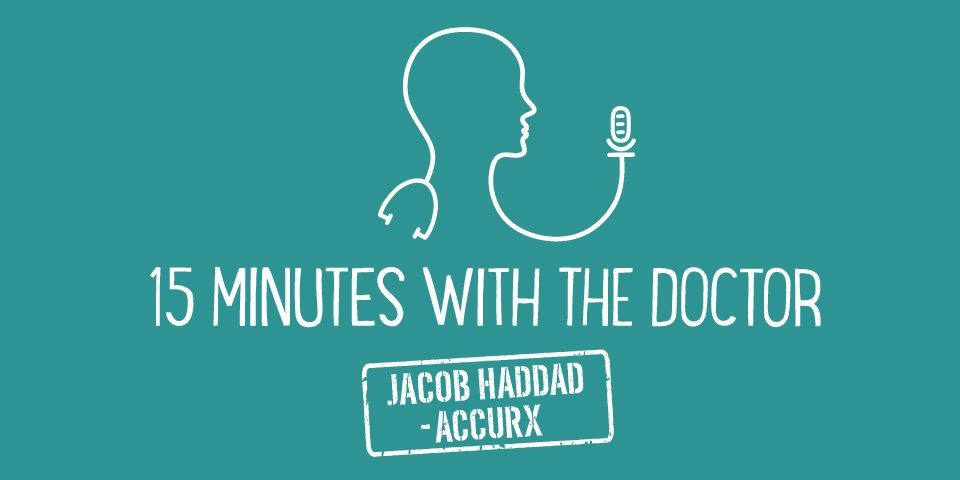 15MWTD - Jacob Haddad - Accurx